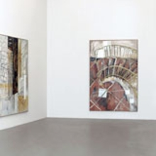 Albert Oehlen: Mirror Paintings