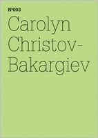 Carolyn Christov-Bakargiev: Letter to a Friend