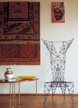Featured image, of Tom Dixon's 1992 Pylon Chair, is reproduced from <I>Tom Dixon: Dixonary</I>.