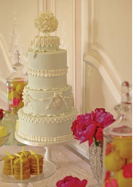 Featured image is reproduced from <I>Wedding Cakes</I>.