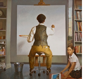 Featured image is A New Beginning (2008), reproduced from Bo Bartlett ...