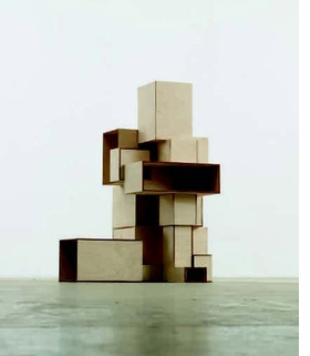 "Featured image, of ""Cotch VII"" (2012), is reproduced from <I>Antony Gormley: Model</I>."