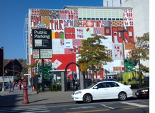 Barry McGee Installs Brooklyn Mural