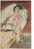 Landmark Sargent Watercolors Exhibition to Open at Brooklyn Museum