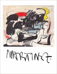 Eddie Martinez: Drawings