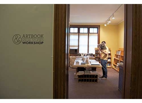 ARTBOOK Presents Summer Pop-Up Bookstore for the Visual Studies Workshop's 2012 Photo-Bookworks Symposium