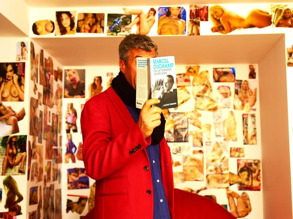 Maurizio Cattelan Loves Badlands Unlimited