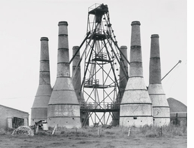 Featured image is reproduced from <I>Bernd & Hilla Becher: Stonework and Lime Kilns</I>.