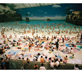 Featured image is reproduced from <I>Martin Parr: Life's a Beach</I>.