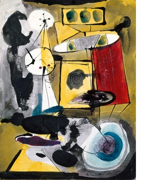 Featured image is reproduced from <I>Robert Motherwell: Early Collages</I>.