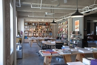 Visit the ARTBOOK | D.A.P. Los Angeles Showroom Sample Sale