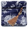 Chinese Silk Purse - Birds & Flowers #9