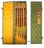 Chinese Calligraphy Set  - Five Chinese Calligraphy Brushes #4