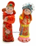 Traditional Chinese Clay Crafts - Bride & Groom #12