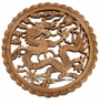 Chinese Wood Carving - Wall Plaques