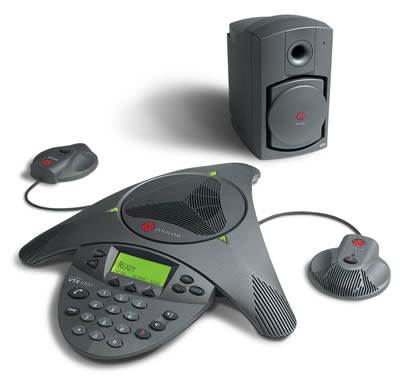 Polycom SoundStation VTX 1000 Bundle (2200-07142-001)