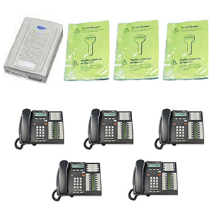 Nortel BCM 50 Starter Solution with Voicemail Package #2