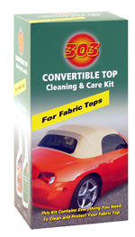 303 Fabric Convertible Top Kit