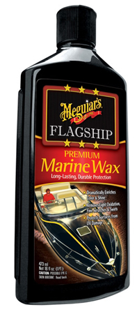 Meguiars Flagship Premium Marine Wax Is Formulated To