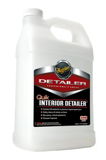 Meguiars Quik Interior Detailer Vinyl And Rubber Cleaner