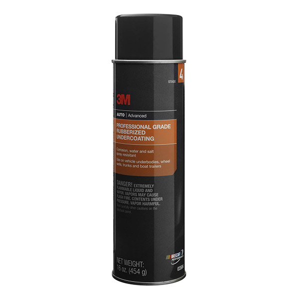 Professional Car Detailing Supplies >> 3M Professional Grade Rubberized Undercoating 03584