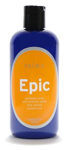 Prima Epic Synthetic Wax, liquid car wax, polymer wax