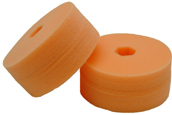 4 Inch Cyclo Double Precision� Foam Pads