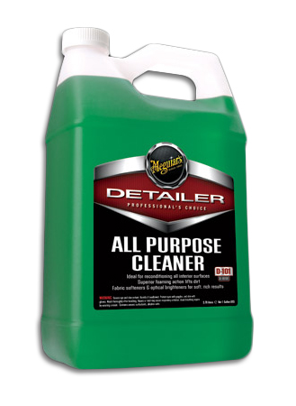 Meguiars All Purpose Cleaner Concentrate 1 Gallon Works