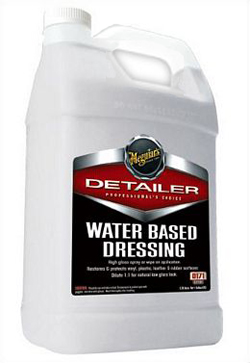 Meguiars Water Based Dressing 128 Oz Vinyl And Rubber