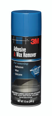 3m Adhesive And Wax Remover Tree Sap Remover Glue