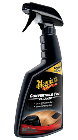 Meguiars Convertible Top Cleaner Fabric Convertible Top