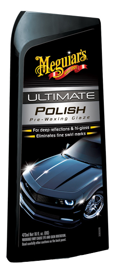 Car Detailing Supplies >> Meguiars Ultimate Polish, meguiars car polish, meguiars polishes, mcguire's