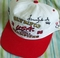 Teresa Edwards autographed 1996 USA Olympic Champions cap