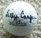 Billy Casper autographed golf ball