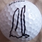 Ernie Els autographed golf ball