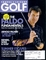 Nick Faldo autographed 2005 Travel & Leisure Golf magazine cover