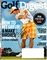 Rickie Fowler autographed 2012 Golf Digest magazine cover