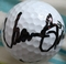 Jason Gore autographed Nike golf ball