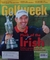 Padraig Harrington autographed 2007 British Open Golfweek magazine