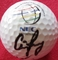Craig Parry autographed WGC-NEC International Nike golf ball
