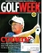 John Cook autographed 2011 Golf Week magazine