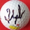 Fred Couples autographed Masters logo Titleist golf ball