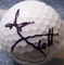 Adam Scott autographed golf ball