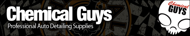 Chemical Guys Car Care Products