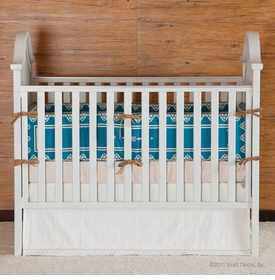 park avenue crib (white)