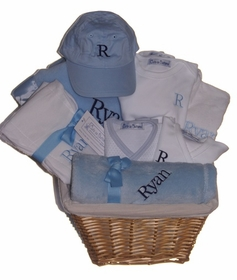 baby gift baskets -  <br> <b> CLICK TO VIEW SECTION</b>