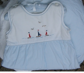 gordonsbury sailing away snuggle sack