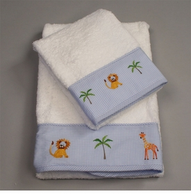 gordonsbury on safari bath towel