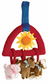 farm tag-a-long triangle mobile by north american bear