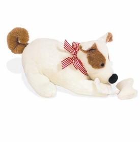 puppy musical pull toy by north american bear